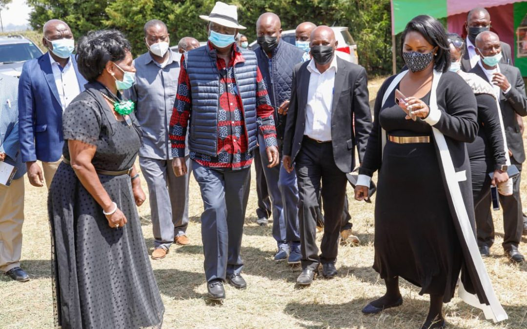 Reggae is on half-time, Raila says as appellate court gives date for BBI case judgement
