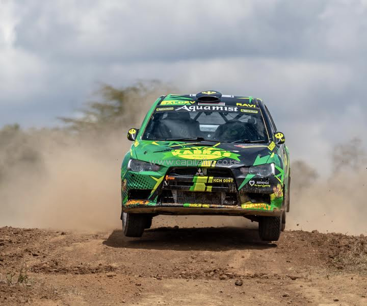 Kenya's FIA stars off to Tanzania for Africa Rally Championship event