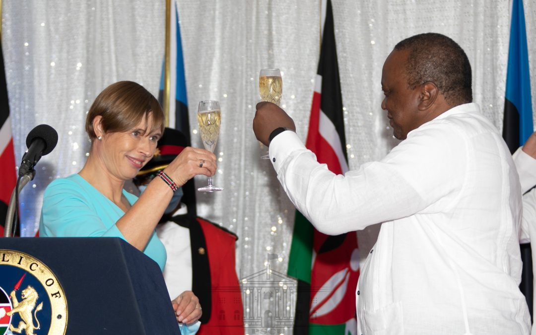 Kenya And Estonia To Defend Multilateralism On The Global Stage