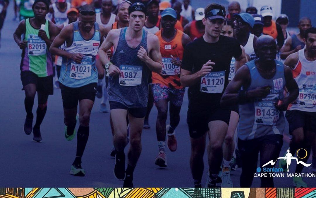 Sanlam flags off Team Kenya to Cape Town Marathon