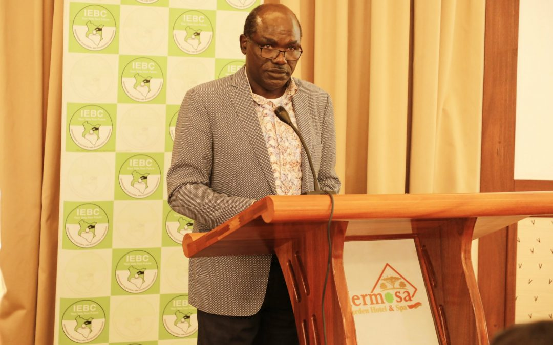 IEBC to begin mass voter registration of 6 Million new voters ahead of 2022 polls