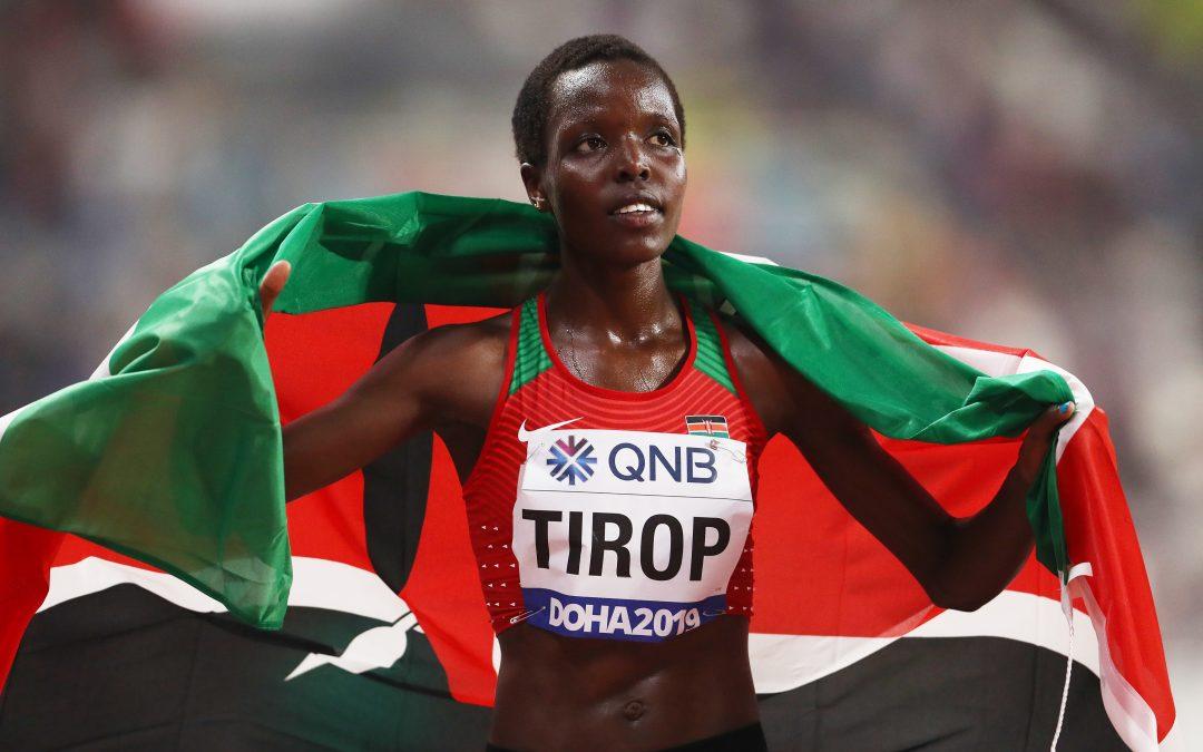 2020 Tokyo Olympics Athlete Agnes Tirop found dead